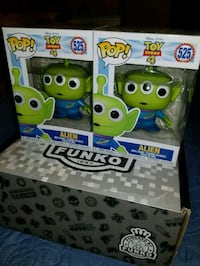 Alien (toy story) funko pops $25 EACH (FIRM PRICE) Toronto, M1L 2T3