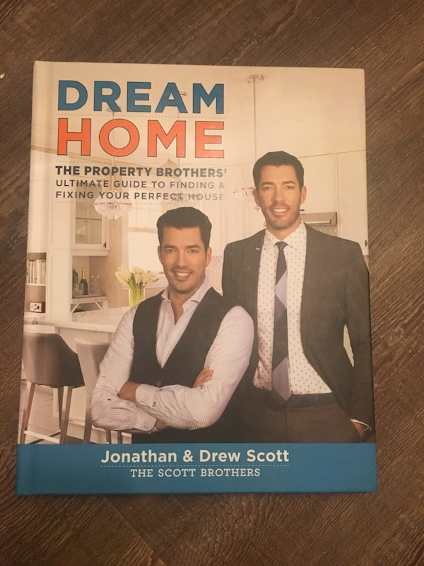 Used Hgtv Property Brothers Dream Home Book For In Statesboro