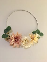 Floral Wreath- 14 inches Toronto, M6S 2Z8