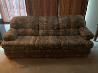 Couch and love seat  Grimes, 50111