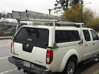 Leer Canopy and westcan ladder rack fits Nissan Frontier