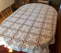 Attractive Crocheted Tablecloth London, N6B 2B1