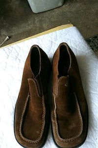 Swade shoes brown size 81/.2