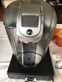 gray and black Keurig coffeemaker Leesburg, 20176