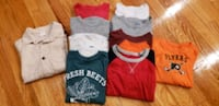 10 Boys' 5T shirts - Gap, Old Navy, Gymboree, Cat and Jack Cherry Hill, 08034