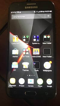 I'm selling my Samsung galaxy j3 for 80 price can be negotiated ! Harvey, 70058