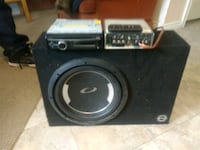 clarion stereo system Brant, N3L 3L5