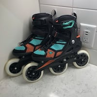 Rollerblade Macroblade 110 3WD Women's 26.5 Silver Spring, 20901