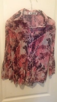 Sheer Blouse Size Medium  Edmonton, T5W 2L5