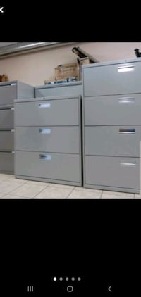 2,3,4,5 Drawer Filing Cabinets