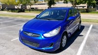 2012 Hyundai Accent SE 5-Door 6-Speed Automatic Houston, 77057