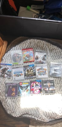 Assorted sony ps3 games  Mississauga, L5E 1Y6