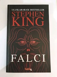 Falcı- Stephen King Feyzullah, 34843
