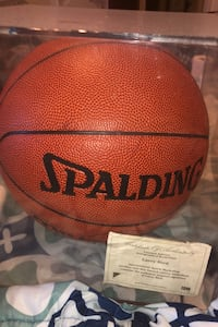 Limited Edition Basketball signed by Larry Bird  North Chesterfield, 23234