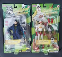 Kevin Smith and Jason Mewes Signed Figures 21207, 21207