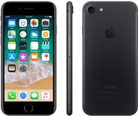 Ny iPhone 7 SVART 256GB Oslo, 1069