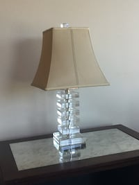 2 table lamps 30$ each