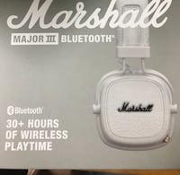 Marshal Bluetooth headphones. Lino Lakes, 55014