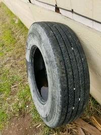 gray vehicle wheel and tire Odessa