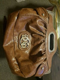 pair of brown leather gloves Lloydminster, T9V 0A6