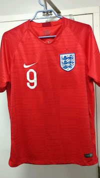 The England National Soccer Team 2014/15 away jersey