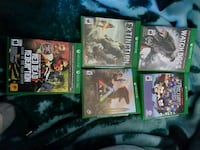 All lightly played Xbox one games. Asking $20 each Kitchener, N2M 2E9
