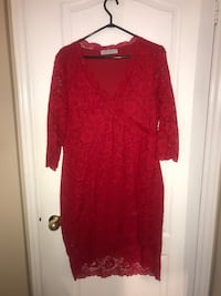 Red Lace Dress Vaughan, L4H 1X8