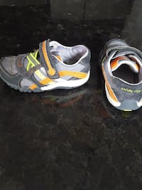 Stride rite size 5.5 shoes.