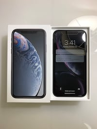 iPhone XR 64gb- Black (w/Warranty)