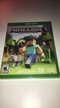 Minecraft Xbox One game case Knoxville, 21758