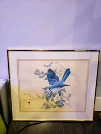 Blue Jay by M.Dumas art print #111/500