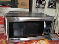 black and gray microwave oven Naples, 34120