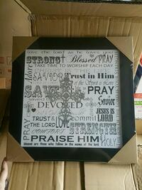 BRAND NEW Christian Collage photo frame Pacific, 63069