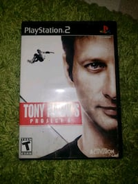 Playstation 2 game New Westminster
