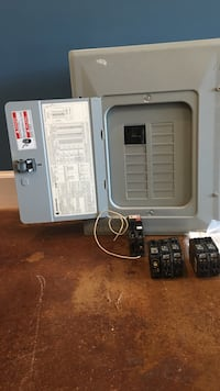 Circuit breaker box and circuits Poolesville, 20837