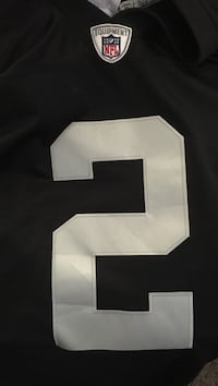 black 2 NFL jersey shirt