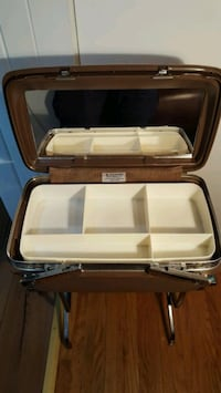 Vintage Samsonite Train/Make-up Case