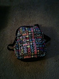 black, green, pink, blue, orange, and multicolored backpack Hagerstown, 21742