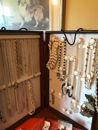 Jewelry lot (doesn't include stands) Mechanicsburg, 17055