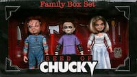 Chucky Collectibles New Brunswick