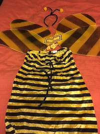 Adult size bumble  bee costume Niles