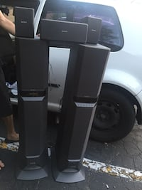 Sony Sava-500 Home theater system with surround sound. Denver, 80227