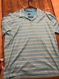 (6) Tiger Woods & Nike XL Golf shirts all for 50$ Midland, 79703