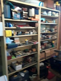 Steel shelving only for sale  Hamilton, L0R 2H2