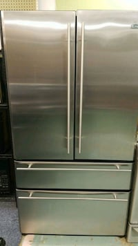 Stainless French doors double freezer  Springdale, 20774