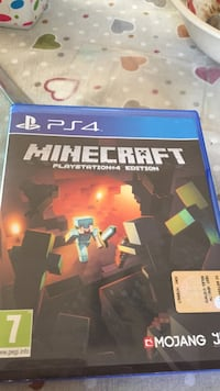 Custodia per Sony PS4 Minecraft Napoli, 80145