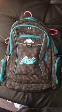 Grey and blue backpack ( with lunch bag ) Niagara Falls, L2J 2R6