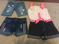 Toddler's assorted shorts El Paso, 79938