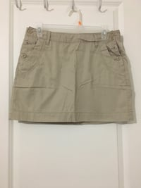 women's gray skirt Pointe-Claire