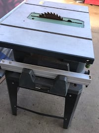 Table saw Edmonton, T6B 0S4